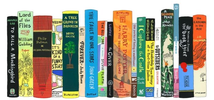 Jane Mount - Ideal Bookshelf